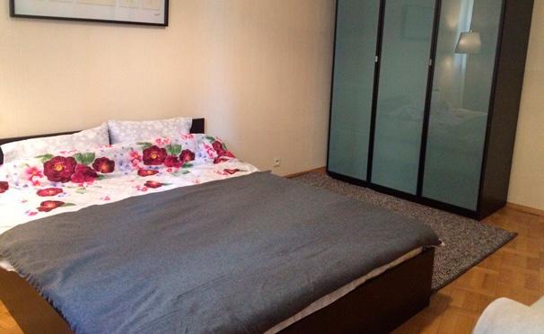 Скидка на Проживание для одного, двоих или компании до 6 человек в апарт-отеле «Комфорт на Колокольной» в центре Петербурга. Бесплатный Wi-Fi, оборудованная кухня, фен, утюг, гигиенический набор. Скидка до 67%