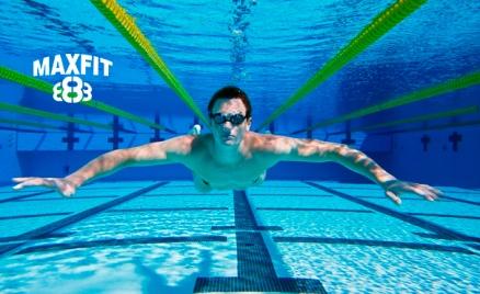 Фитнес-клуб с бассейном MaxFit 888