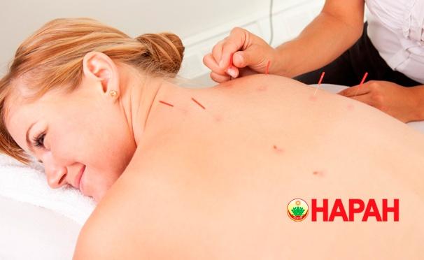 Скидка на Омоложение лица, программа с иглорефлексотерапией, массажем, прогреванием и другими процедурами, а также лечебные сборы из трав и специй в клинике тибетской медицины «Наран». Скидка до 55%