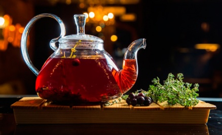 Чайная «Тайга» на проспекте Мира