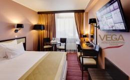 Отель «Вега Измайлово» в Москве