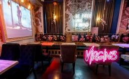 Отдых в мужском баре Virgins