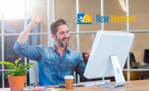 Скидка на Онлайн-курсы по рекламе и заработку в соцсетях от международного образовательного центра New Mindset. Скидка до 90%