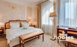 Отдых в The Rooms Boutique Hotel 5*