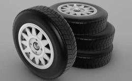 Шиномонтаж и балансировка 4 колес