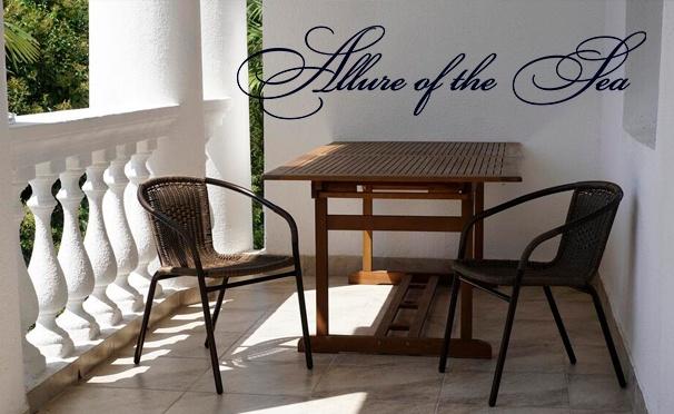 Скидка на Отдых для двоих, троих или четверых в отеле Allure of the Sea 3\* в Хосте: номера различных категорий, питание, бассейн, хаммам и не только! Скидка 40%