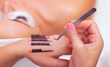 Курсы наращивания ресниц и макияжа