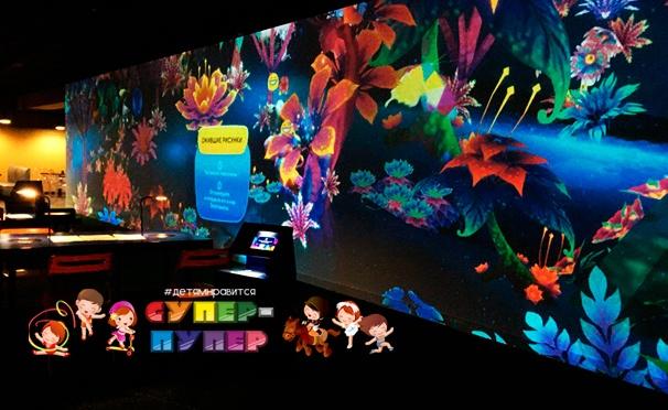 Скидка на Посещение детского развлекательного центра «Супер-пупер» в будни и выходные + проведение детского дня рождения. Скидка до 50%