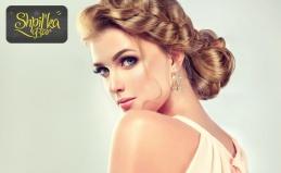 Парикмахерские услуги и макияж