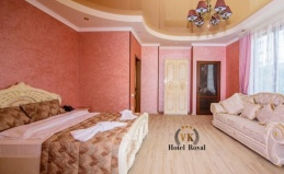 Отель VK-Hotel-Royal в Алуште