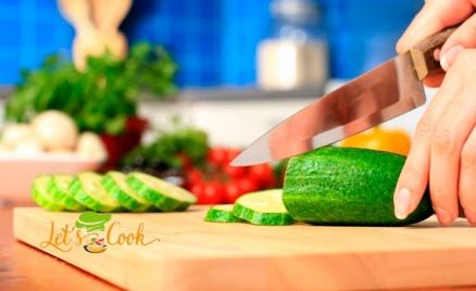 Кулинарный онлайн-курс от Lets Cook