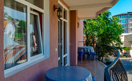 Отдых в гостинице Loo Costa в Лоо