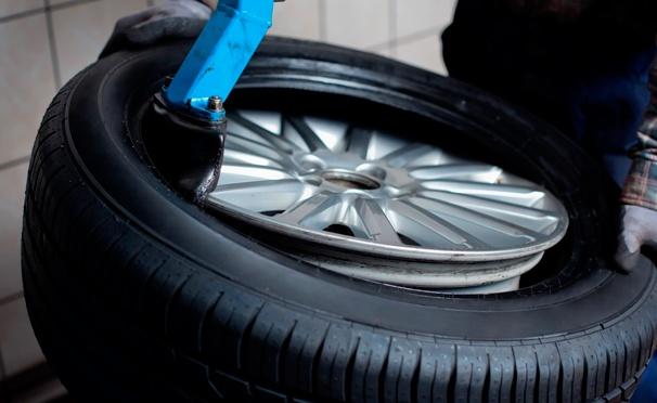 Скидка на Скидка до 82% на шиномонтаж и балансировку четырех колес, химчистку, тонировку в автосервисе «МСК Сервис»