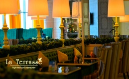 Отдых в ресторане La Terrasse