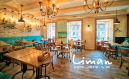 Сеть итальянских ресторанов Liman