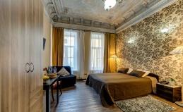 Отель «Амбитус» в Санкт-Петербурге