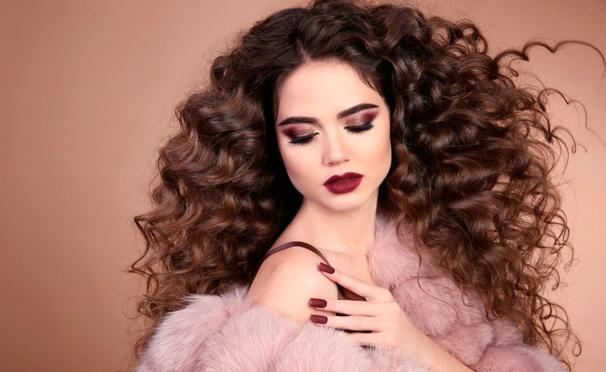 Скидка на Услуги салона красоты «Лилия»: коррекция и окрашивание бровей, наращивание ресниц, маникюр с покрытием гель-лаком, стрижка, биозавивка, окрашивание волос и не только! Скидка до 80%