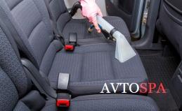Химчистка и полировка авто в Avtospa