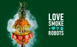 Лаундж-бар Love Smoke Robots