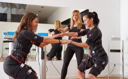 EMS-тренировки, вольная борьба