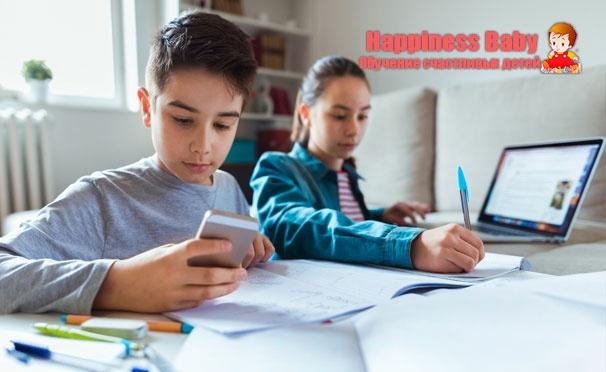 Скидка на 5 обучающих онлайн-курсов для детей от международной компании Happiness Baby: чтение, английский язык, сказки и не только. Скидка 97%