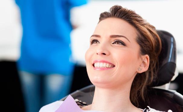 Скидка на Скидка до 90% на лечение кариеса, эстетическую реставрацию, УЗ-чистку зубов, AirFlow, отбеливание Amazing White или Belle Double White от Dr. Care в стоматологии «Премьер Дентал»