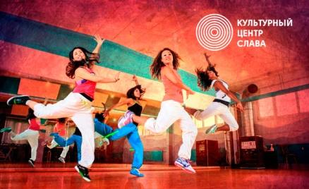 Танцы, стретчинг и зумба