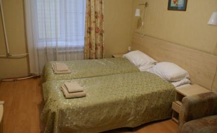 Отель «Большой 45» в Петербурге
