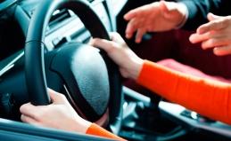 Обучение вождению, права категории В