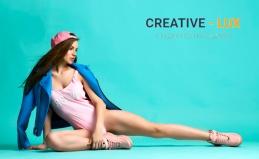 Фотосессия в студии Creative-lux