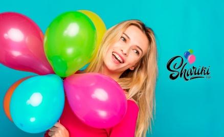 Воздушные шары от компании Shariki