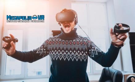 VR-игры в клубе Megapolis-VR