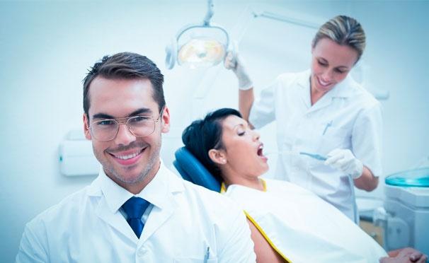 Скидка на Гигиена полости рта, лечение кариеса и консультация квалифицированного стоматолога в клинике «Кристалл». Скидка до 62%