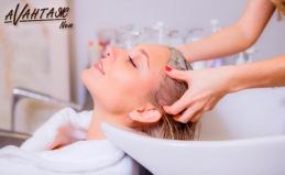 Уход за волосами в салоне «Аvантаж»