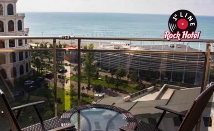 Отель Rock Hotel First Line в Батуми